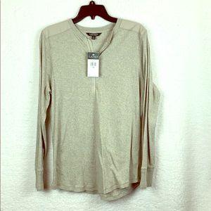 Ralph Lauren women's long sleeve shirt